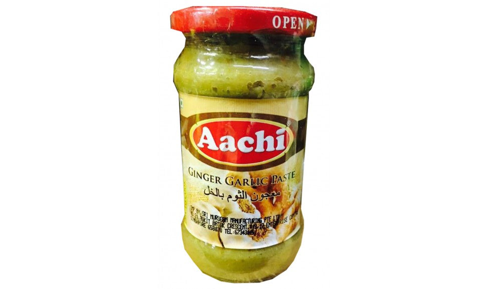 Aachi Ginger & Garlic Paste 300g