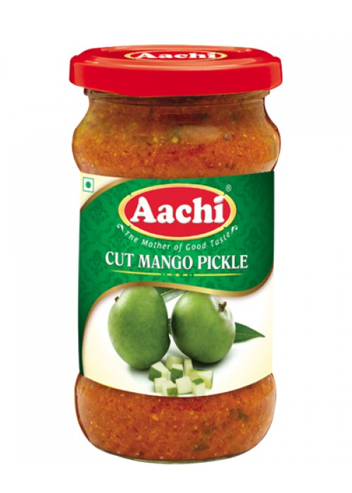 Aachi Cut Mango Pickle 300g