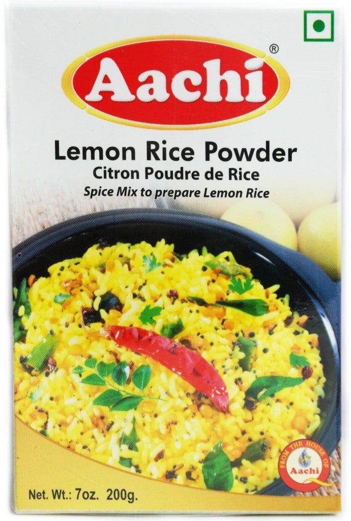 Aachi Lemon Rice Powder 200g