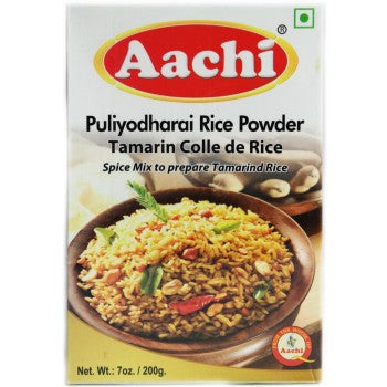 Aachi Pulliyotharai Rice Powder 200g