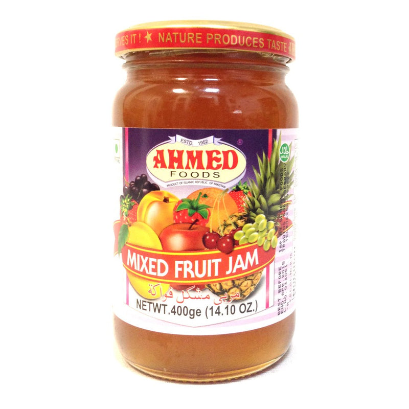 Ahmed Jam Mixed Fruit 400g