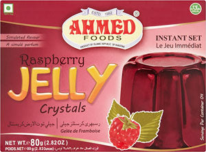 Ahmed Jelly Rasberry Halal 80g