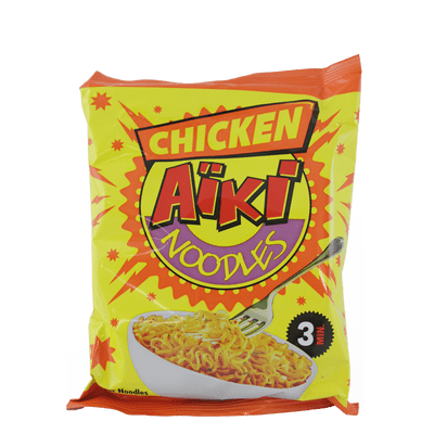 Aiki Chicken Noodles 82g