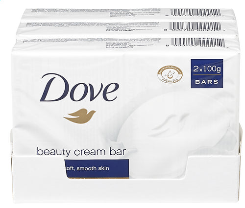 Dove beauty cream bar 2x100g