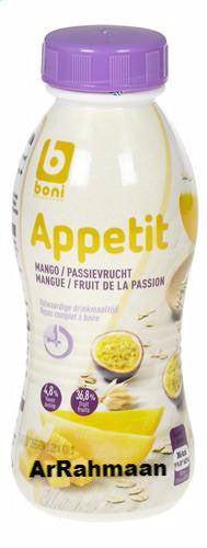 BONI SELECTION Appet. Mango passion 310ml