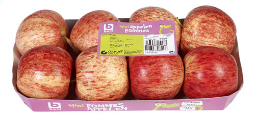BONI SELECTION Apples mini packed ± 1kg