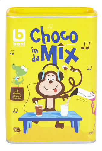 BONI SELECTION Choco in da mix utz 800g