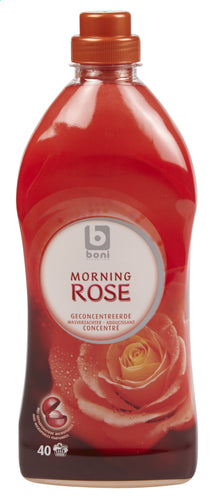 BONI SELECTION Fabric softener Morn.Rose 1L
