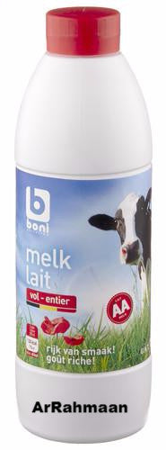 BONI SELECTION Full AA milk (cap) 1L