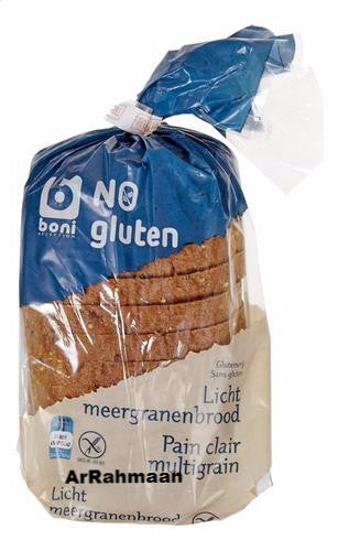 BONI SELECTION Light multi-grain bread 400g
