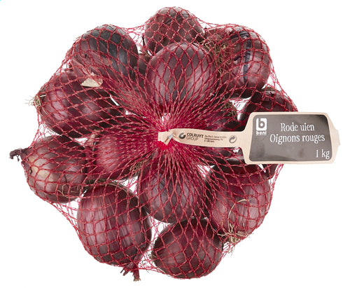 BONI SELECTION Red onions 1kg
