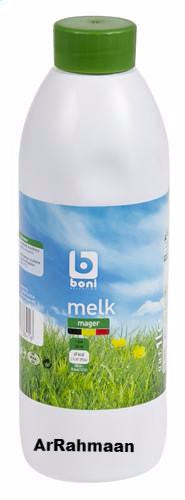 BONI SELECTION Skim milk (cap) 1L