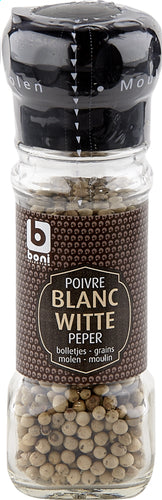 BONI SELECTION white pepper (mill) 50g