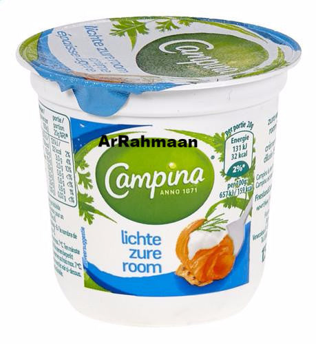 CAMPINA Sour cream 15% VG 125ml