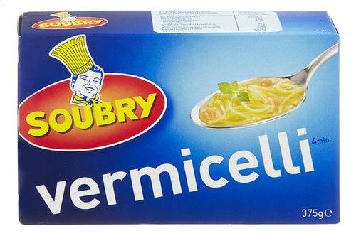 Soubry Vermicelli 375g