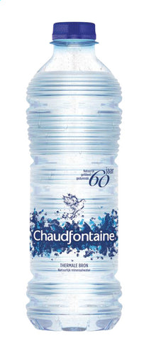 CHAUDFONTAINE mineral water (pet) 500ml