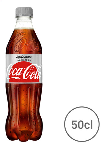 COCA-COLA Light (cap) 500ml