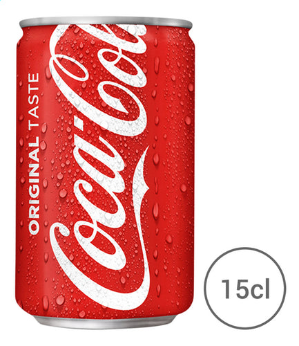 COCA-COLA Regular (Tin) 150ml