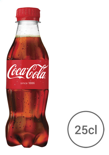 COCA-COLA Regular (cap) 250ml
