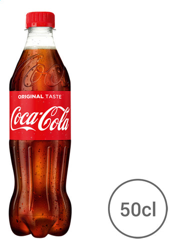 COCA-COLA Regular (cap) 500ml