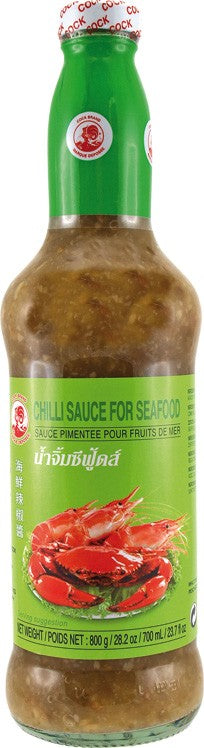 COCK Chilli Sauce for Seafood 800g