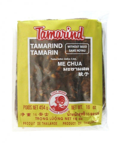 COCK Tamarind Without Seed 454g