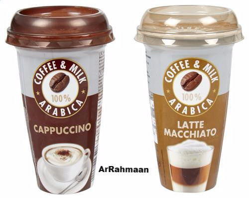 COFFEE & MILK Cappu./Latte Macch. 250ml