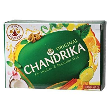 Chandrika Soap 75g