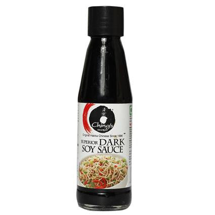 Chings Secret Dark Soya Sauce, 200g
