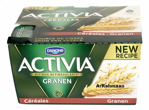 DANONE ACTIVIA Yogurt Grains vez. 4X125g
