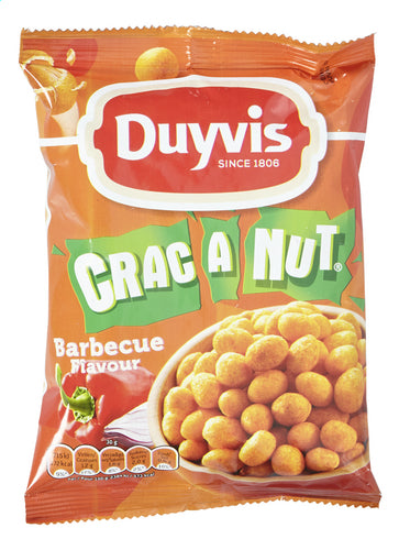 DUYVIS Crac A Nut barbecue 200g