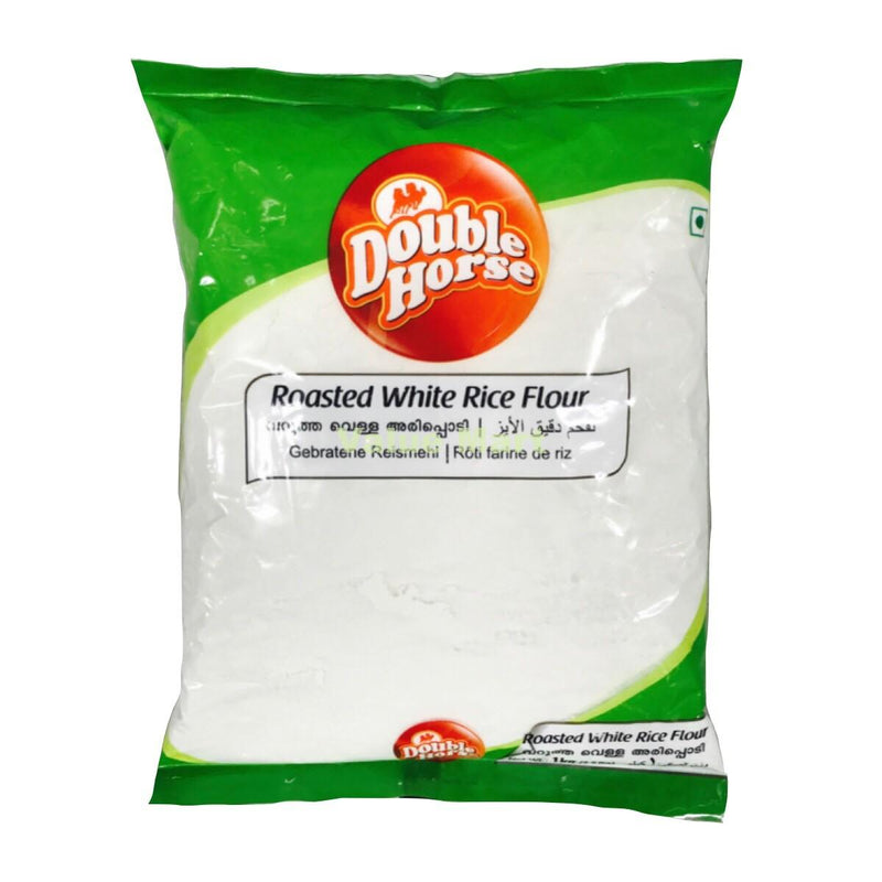 Double Horse Roasted White Rice Flour 1Kg