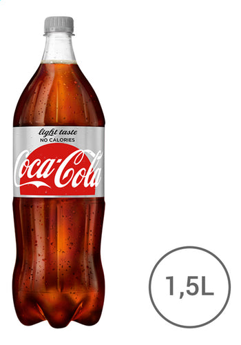COCA-COLA Light (cap) 1.5L