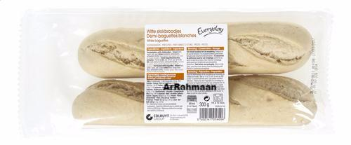 EVERYDAY 2 white baguettes (stokbrood) 300g