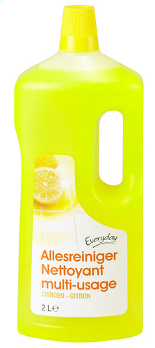 EVERYDAY All Purpose Cleaner Lemon 2L