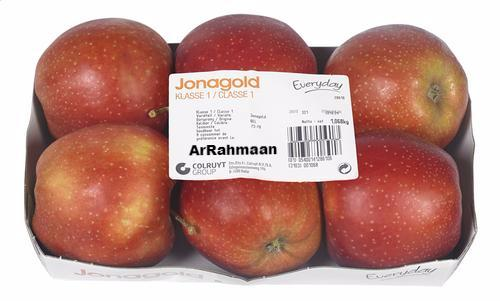 EVERYDAY Apples Jonagold ± 1kg
