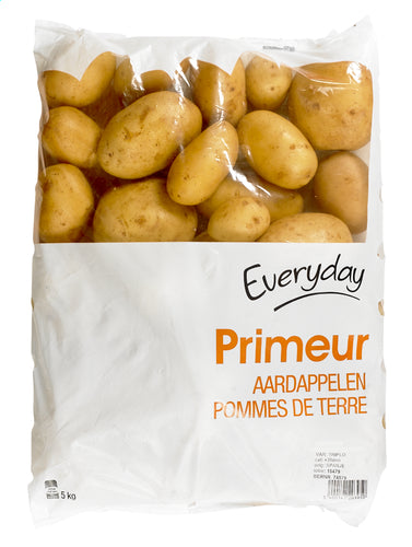 EVERYDAY Prime potatoes 5kg