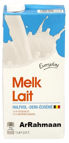 EVERYDAY Semi-finished milk (piece) 1L