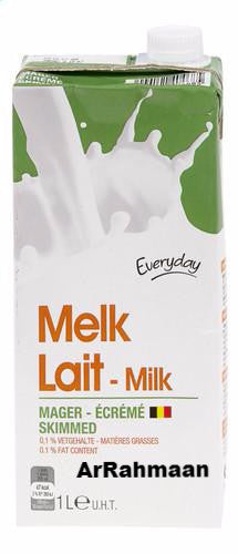 EVERYDAY Skim milk 1L