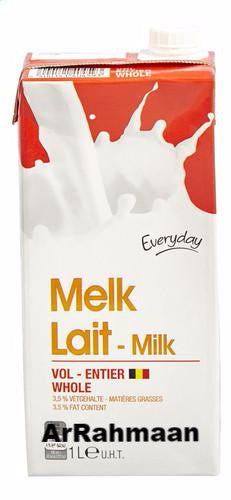 EVERYDAY Whole milk (piece) 1L