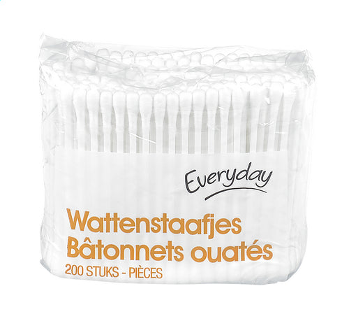 EVERYDAY cotton buds 200 pieces