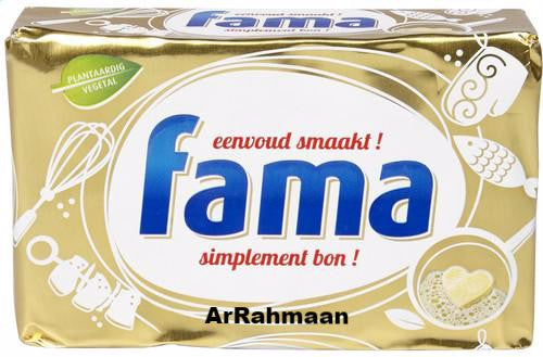 FAMA The tray & bread (alu) 500g