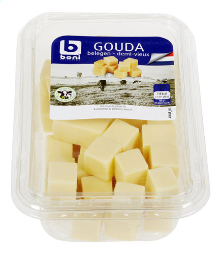 Boni Selection Gouda cheese belegen 280g