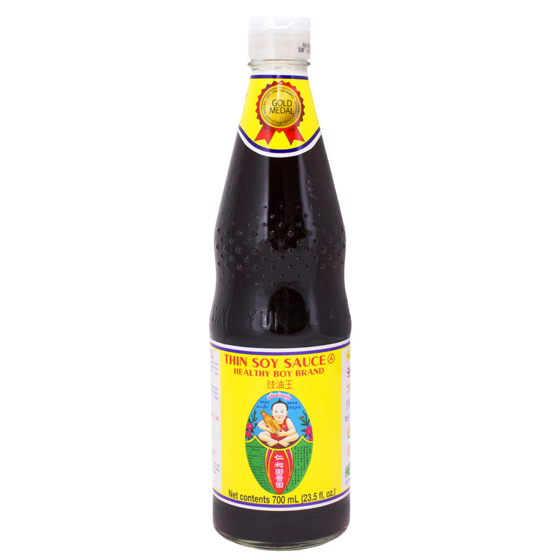 HEALTHY-BOY Thin Soy Sauce F1A 700ml