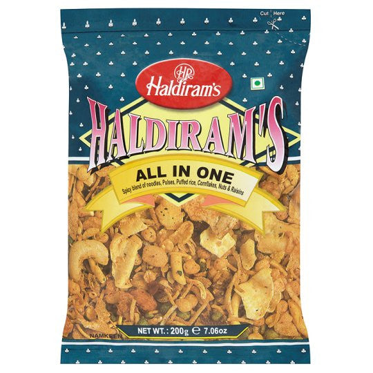 Haldirams All in One  200g