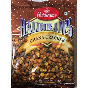 Haldirams Chana Cracker - 200g