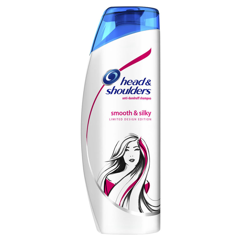 Head & Shoulders Smooth & Silky Anti-Dandruff Shampoo 250 ml