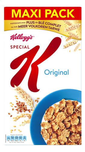 KELLOGG'S SPECIAL K rice wheat flake 750g