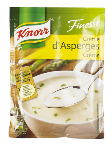 KNORR FINESSE asparagus cream 73g