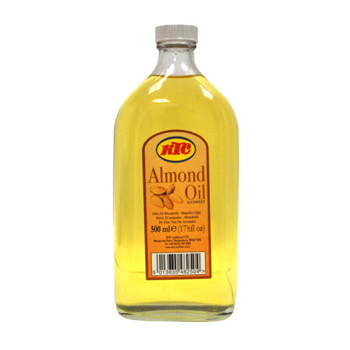KTC Almond Oil 500 ml
